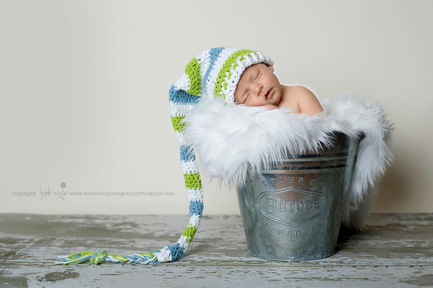 Free Crochet Pattern For Long Tailed Baby Elf Hat : Crochet Long Tail Pixie Elf Hat Newborn Only Photography ...